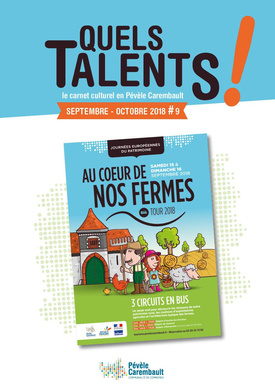 Quels Talents septembre octobre 2018